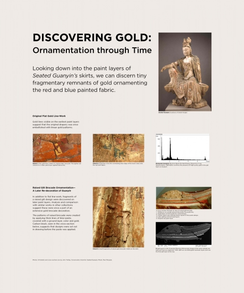 discovering gold